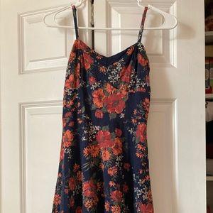 Floral Aeropostale mini dress